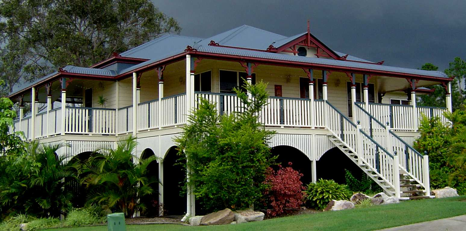 Queensland house styles designs home design and style for Classic house styles